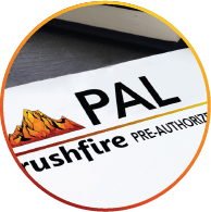 RushFire Icon - Pre Authorized Line Of Credit